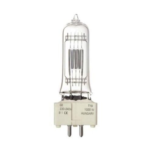 GE Lighting - T/19 FWR 1000W 230-240V GX 9,5 Halogen Lamp