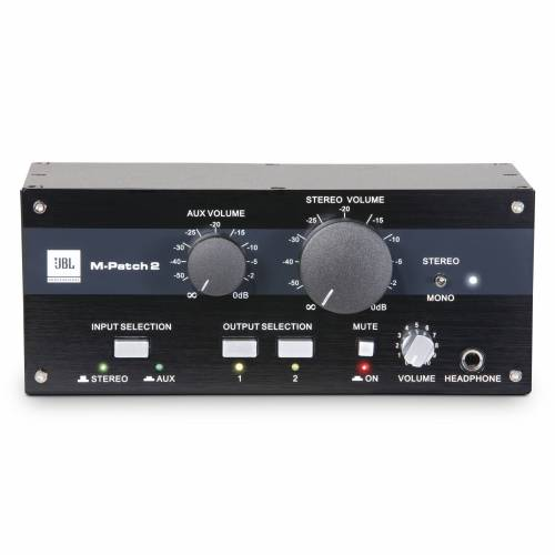 JBL - M Patch 2 Monitorcontroller passiv