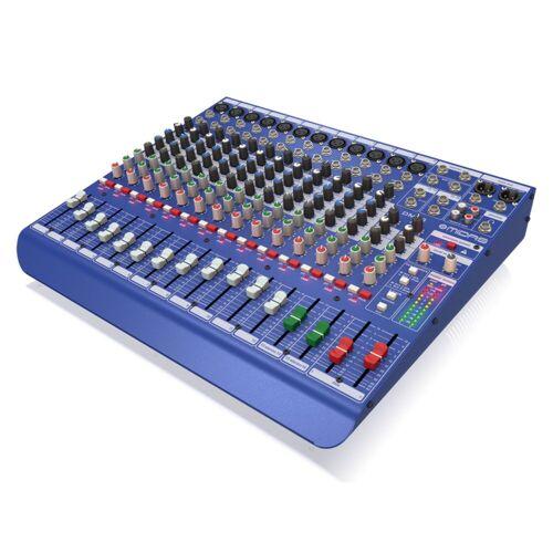 Midas - DM16 Mischpult 12+2 Live&Recording Mischpult