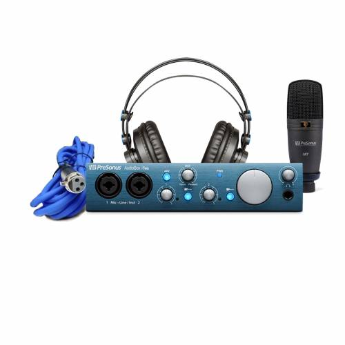 Presonus - AudioBox iTwo Studio Studio Bundle