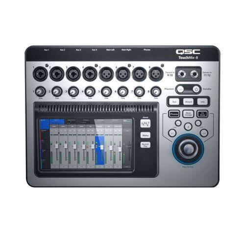 QSC - TouchMix-8 Digitalmixer