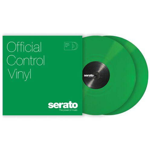 Serato - Performance Control Vinyl Grün (paar)