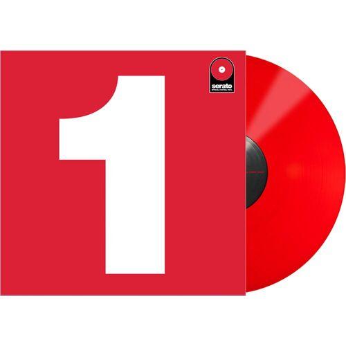 Serato - Performance Control Vinyl Rot (single)