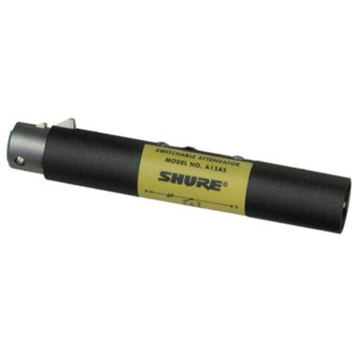 Shure - A15AS Signalabschwächer