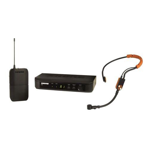 Shure - BLX14E/SM31, S8 Headsetsystem f.Fitnesstrainer