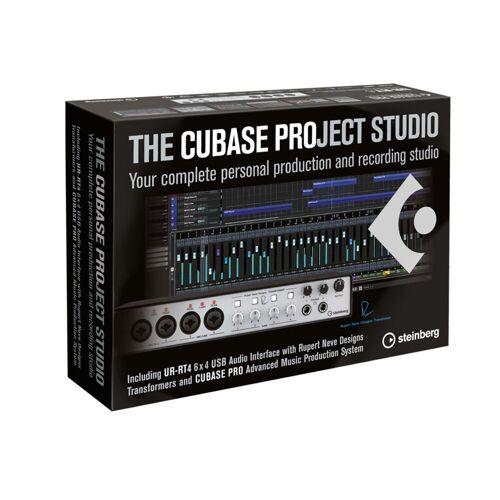 Steinberg - The Cubase Project Studio EU Bundle: Interface&Cubase