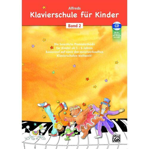 Alfred Music - Alfreds Klavierschule für Kinder 2