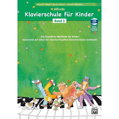 Alfred Music - Alfreds Klavierschule für Kinder 3