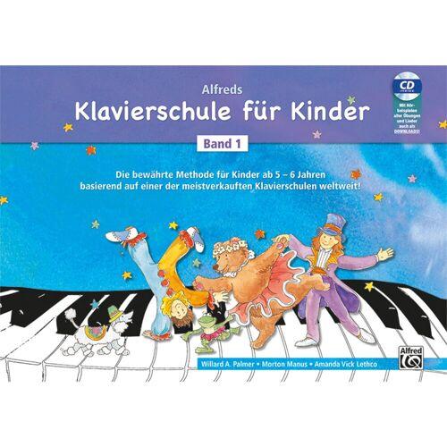Alfred Music - Alfreds Klavierschule für Kinder