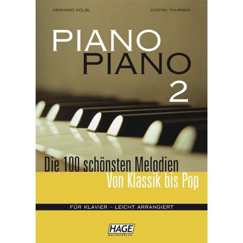 Hage Musikverlag - Piano Piano 2