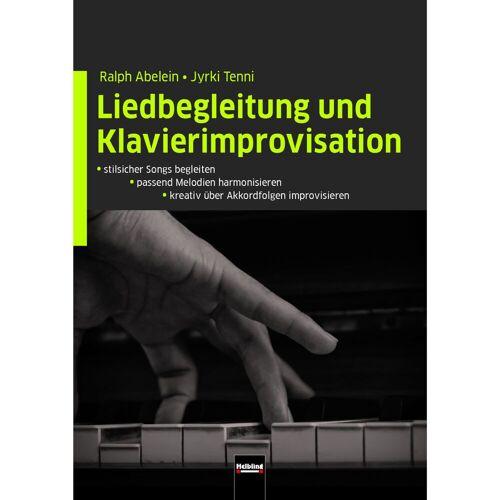 Helbling Verlag - Liedbegleitung und Klavierimprovisation