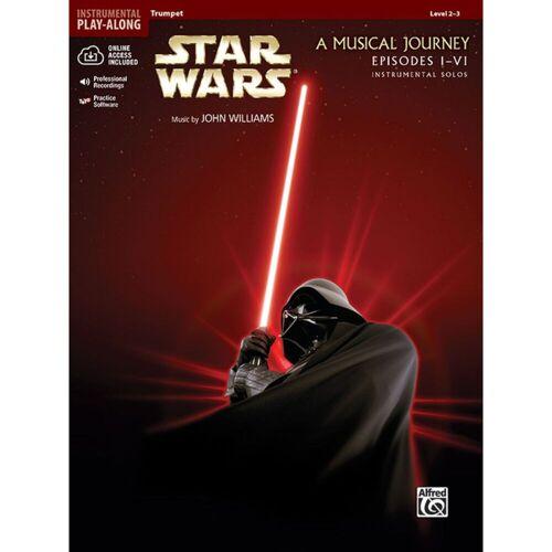 Alfred Music - Star Wars 1-6 - Trompete Instrumental Solos