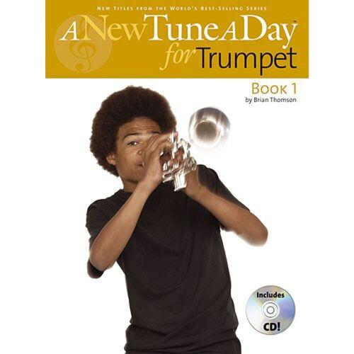 Boston Music - A New Tune A Day: Trumpet Book 1 (CD Edition)
