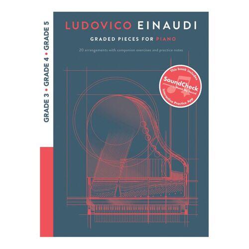Chester Music - Ludovico Einaudi: Graded Pieces For Piano