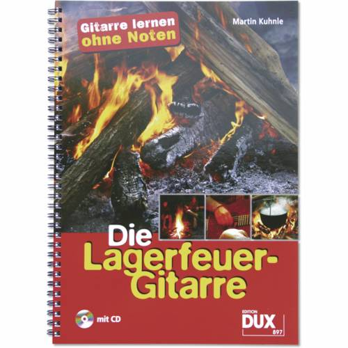 Edition Dux - Die Lagerfeuer-Gitarre Martin Kuhnle