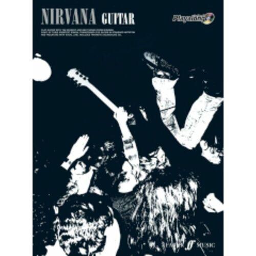Faber Music - Auth.Play Along - Nirvana Guitar, TAB/CD
