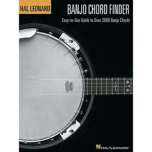 Hal Leonard - Banjo Chord Finder Grifftabelle