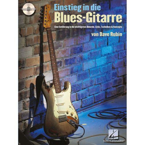Hal Leonard - Einstieg in die Blues-Gitarre
