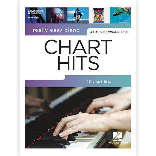 Hal Leonard - Really Easy Piano: Chart Hits Vol. 7
