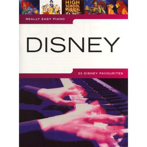 Hal Leonard - Really Easy Piano: Disney