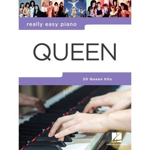 Hal Leonard - Really Easy Piano: Queen