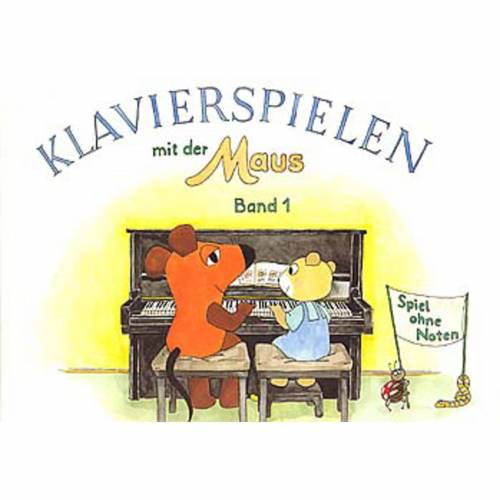 Hans Sikorski - Klavierspielen mit der Maus 1 Schwedhelm-Klavier ohne Noten