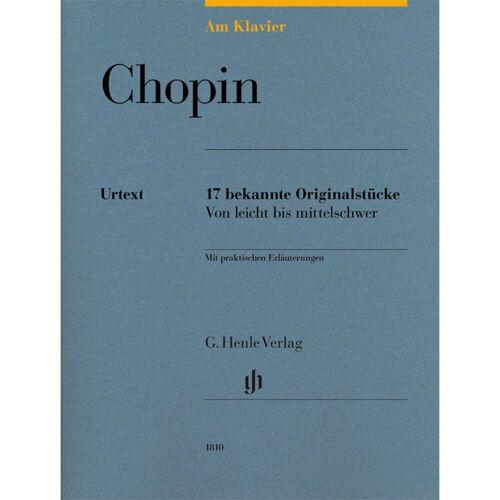 Henle Verlag - Frederic Chopin: Am Klavier