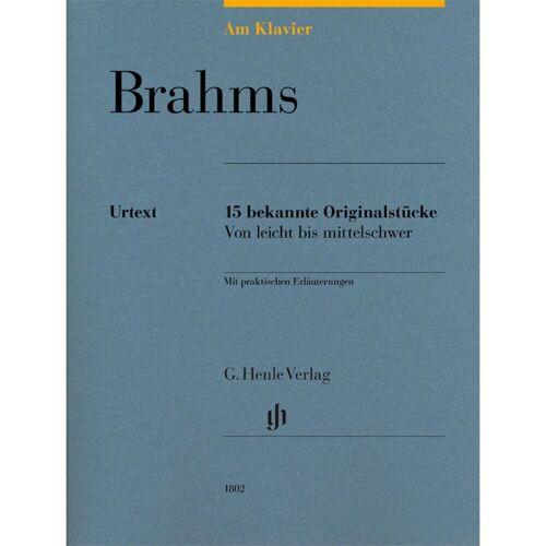 Henle Verlag - Johannes Brahms: Am Klavier
