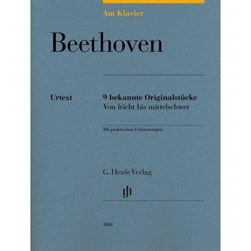 Henle Verlag - Ludwig van Beethoven: Am Klavier