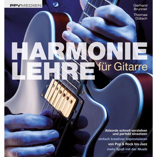 PPV Medien - Harmonielehre für Gitarre