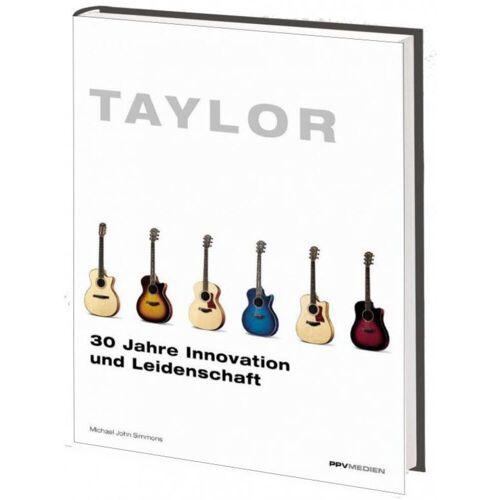 PPV Medien - Taylor-Gitarren