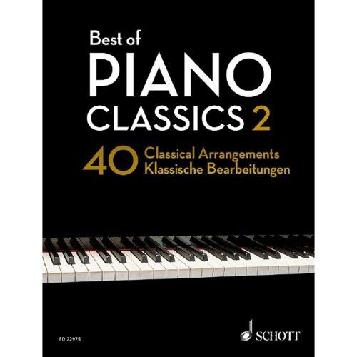 Schott Music - Best of Piano Classics 2