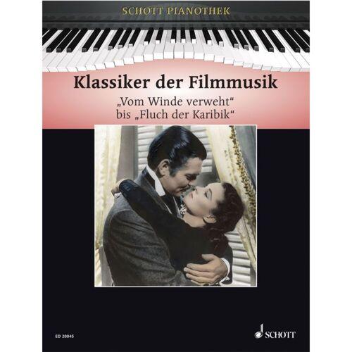 Schott Music - Klassiker der Filmmusik Heumann, Pianothek