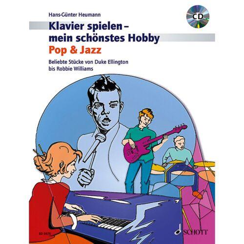Schott Music - Pop & Jazz Heumann, Klavier mein Hobby