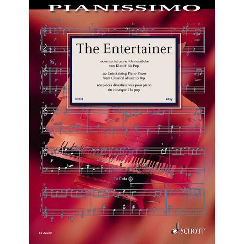 Schott Music - The Entertainer