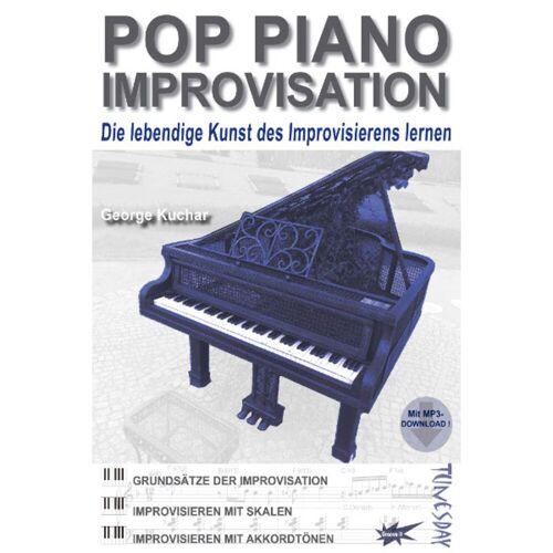 Tunesday - Pop Piano Improvisation