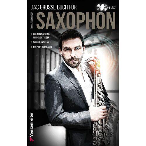 Voggenreiter - Das große Buch für Saxophon Thorsten Skringer