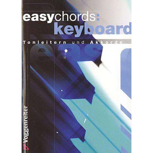 Voggenreiter - Easy Chords Keyboard Bessler