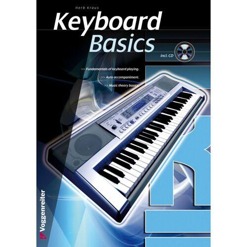 Voggenreiter - Keyboard Basics ENGLISH
