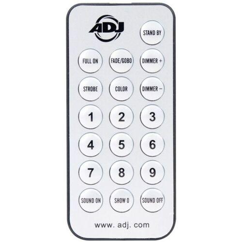 ADJ - UC-IR Fernbedienung für Inno Pocket, Monster, etc.