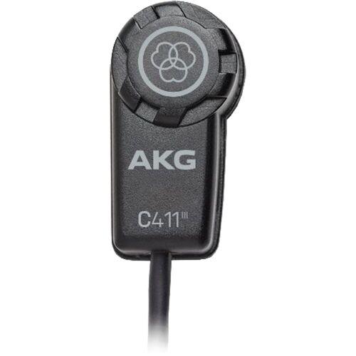 AKG - C 411 PP Kondensatormikrofon