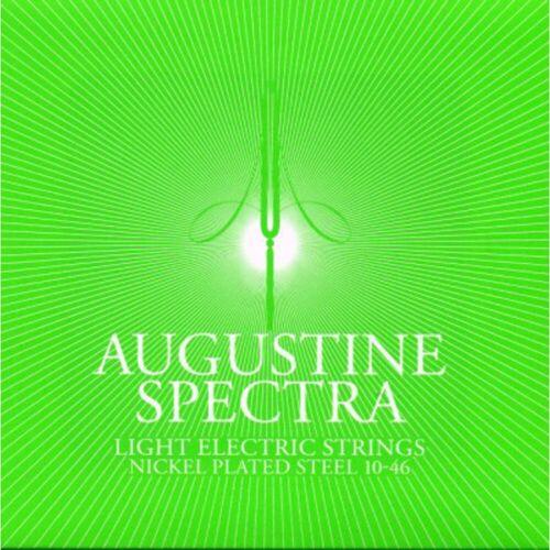 Augustine - Spectra 10-46 E-Gitarre Light