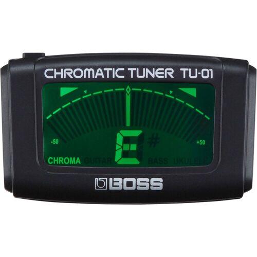 Boss - TU-01 Clip-Tuner