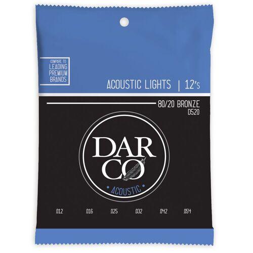 Darco - D520 Acoustic 12-54