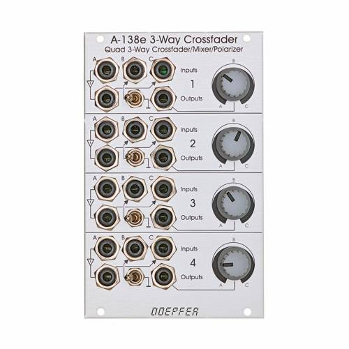 Doepfer - A-138e Crossfader/ Mixer/ Polarizer