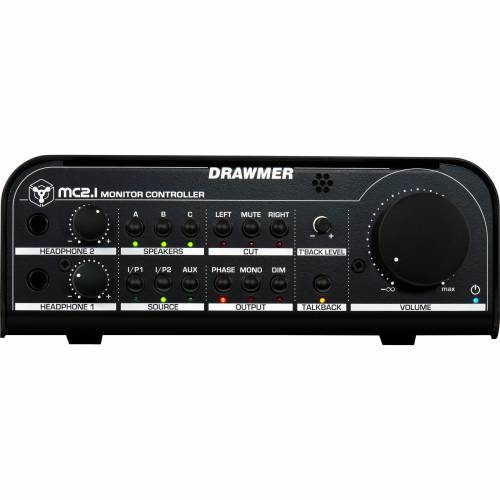 Drawmer - MC2.1 Monitorcontroller