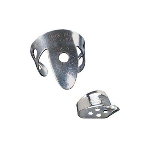 Dunlop - Nickel Silver Tube Fingerpicks 0,15