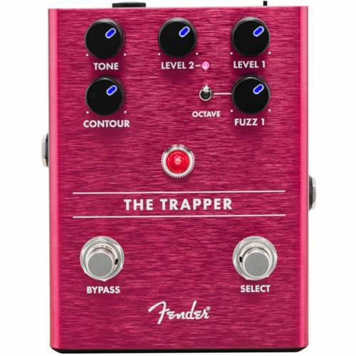 Fender - The Trapper Dual Fuzz