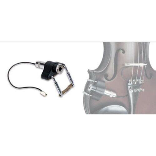 Fishman - V-200 Violinen Piezo PU incl. Buchse für Kinnhalte Violinen