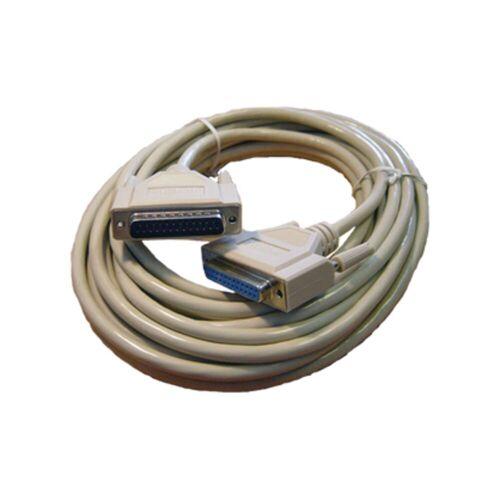Laserworld - ILDA EXT-10B Kabel 10m voll belegt, schwarz